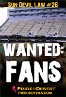 wanted:fans